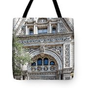 Witherspoon Building Tote Bag