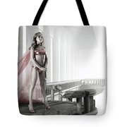 Woman Warrior Tote Bag