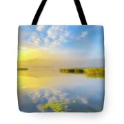 Wonderful Morning Tote Bag