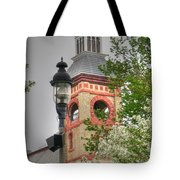 Woodstock Opera House Tote Bag