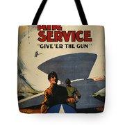 World War I: Air Service Tote Bag by Granger