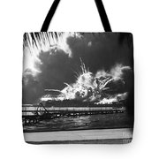World War II: Pearl Harbor Tote Bag