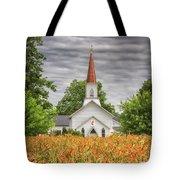 Worshiping Lilies 1 Tote Bag