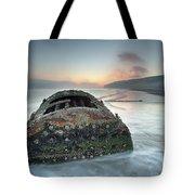 Wreck Of Laura - Filey Bay - North Yorkshire Tote Bag