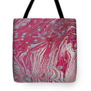 Wreckless Red Tote Bag
