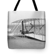 Wright Brothers Glider Tote Bag