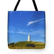 Wright Brothers Memorial Panorama Tote Bag