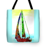 Yachtsman Tote Bag