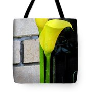 yellow Lily. Tote Bag