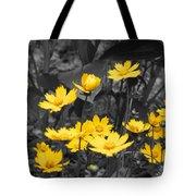 Yellow Lust Tote Bag