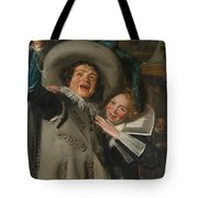 Yonker Ramp And His Sweetheart Tote Bag