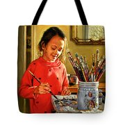 Young Artist Tote Bag