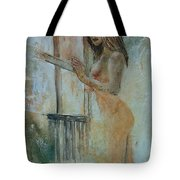 Young Girl 57905062 Tote Bag