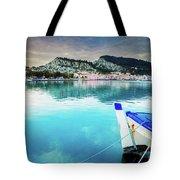 Zaante Town, Zakinthos Greece Tote Bag
