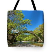 Zagora Traditional Bridge Tote Bag