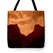 Zionized Tote Bag