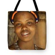 Zulu Maiden Tote Bag