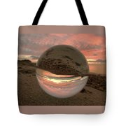 10-27-16--1870 Don't Drop The Crystal Ball, Crystal Ball Photography Tote Bag