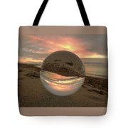 10-27-16--1914 Don't Drop The Crystal Ball, Crystal Ball Photography Tote Bag