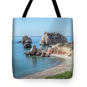 Aphrodite's Rock - Cyprus Tote Bag
