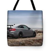 #bmw #m4 Tote Bag