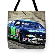 10 Chevrolet The Racing School Tote Bag