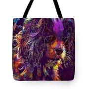 Dog Cavalier King Charles Spaniel  Tote Bag