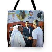 Dubai Travelers Festival Tote Bag