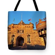 Edinburgh Castle, Scotland Tote Bag
