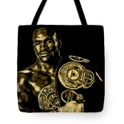 Evander Holyfield Collection Tote Bag