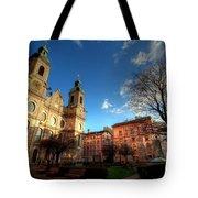 Innsbruck Austria Tote Bag