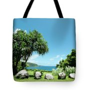 Keanae Maui Hawaii Tote Bag