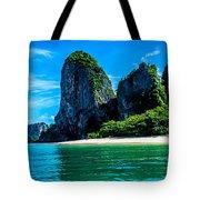 Krabi Beach 2 Tote Bag