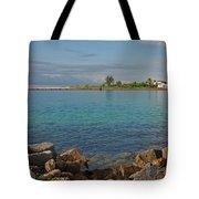 10- Lake Worth Inlet Tote Bag