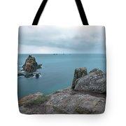Land's End - England Tote Bag