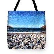 Livada Beach Tote Bag