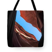 Lower Antelope Canyon Navajo Tribal Park #11 Tote Bag