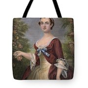 Martha Washington Tote Bag by Granger