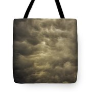 May Nebraska Storm Cells Tote Bag