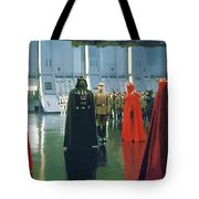 Movie Star Wars Poster Tote Bag