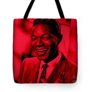 Nat King Cole Collection Tote Bag