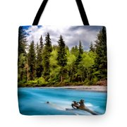 Original Landscape Tote Bag