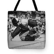 Pencak Silat Tote Bag