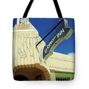 Route 66 - Conoco Tower Station Tote Bag