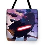 Saga Star Wars Poster Tote Bag