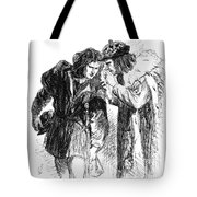 Shakespeare: Richard IIi Tote Bag