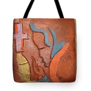 Sign - Tile Tote Bag