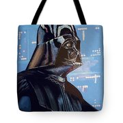 Star Wars 3 Poster Tote Bag