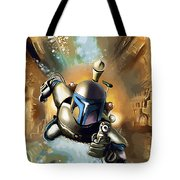 Star Wars For Poster Tote Bag