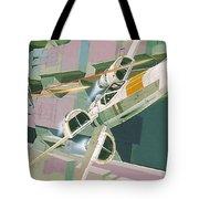 Star Wars Heroes Art Tote Bag